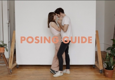 Posing Guide for Wedding Couples