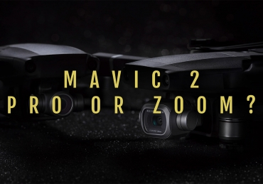 LIVE: Mavic Pro 2 + Zoom with Jay Worsley & Riccardo Fasoli